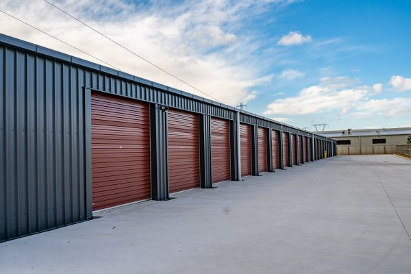 Safe, weatherproof storage units in Rangiora
