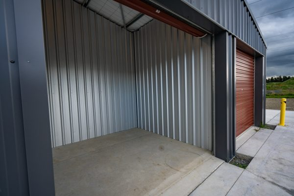 Secure storage units available in Rangiora