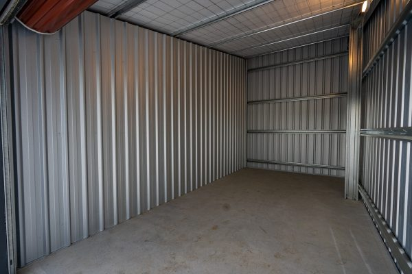 Secure swipe card protected large storage units in Rangiora